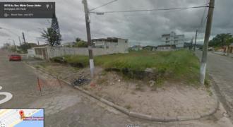 Terreno Mongaguá 2 – Em frente à Praia