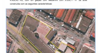 Galpão Centro de Santos
