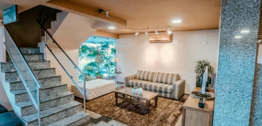 Flat 1206 Iracema Residence Service – Fortaleza/CE